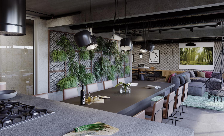 Lounge Gourmet